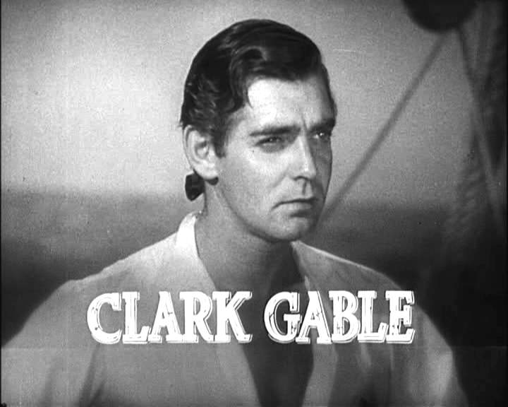 Short bio on Clark Gable