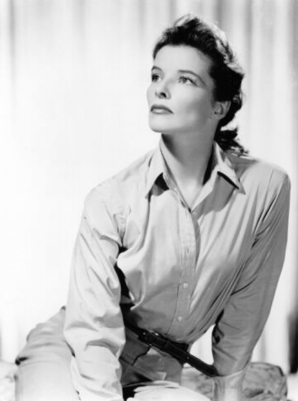 Short Bio on Katharine Hepburn