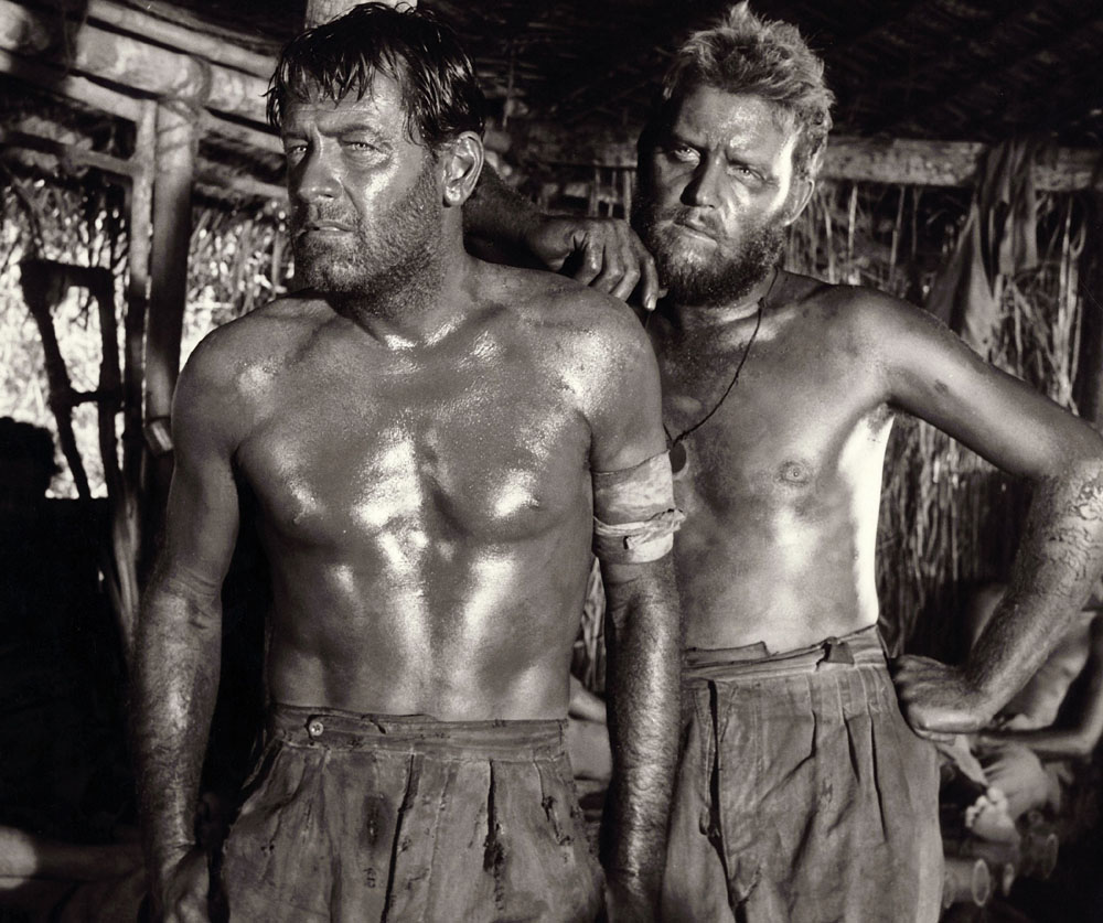 1957 the Bridge on the River Kwai