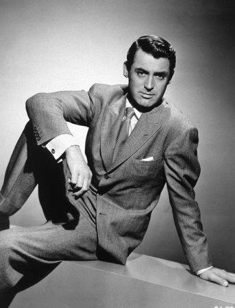 Short Bio on Cary Grant