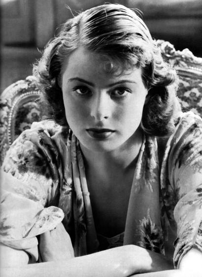 Ingrid Bergman Bio